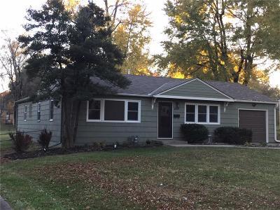 Grandview Single Family Home For Sale: 1007 Skyline Drive