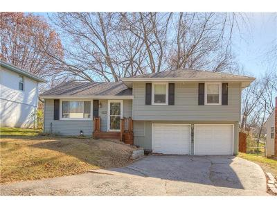 Kansas City Single Family Home For Sale: 1617 NW 67th Street