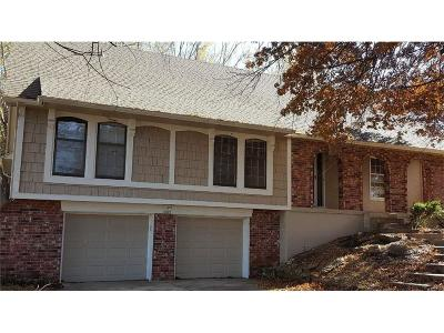 Raymore MO Single Family Home For Sale: $169,900