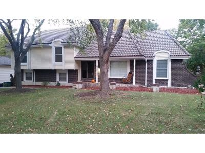 Blue Springs Single Family Home For Sale: 912 NW 13th Street