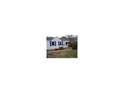 Independence MO Single Family Home For Sale: $21,900