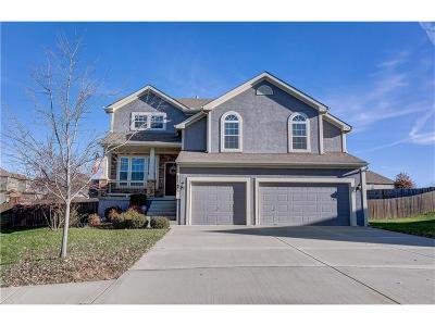 Kansas City Single Family Home For Sale: 8607 N Utica Court