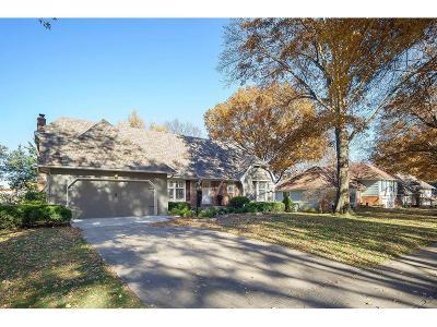 Johnson-KS County Single Family Home For Sale: 5100 W 96 Street