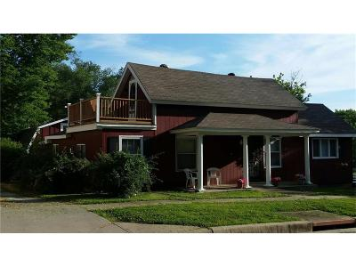 Liberty Single Family Home For Sale: 103 Groom Street