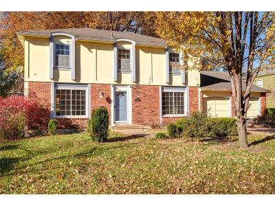 Overland Park Single Family Home Show For Backups: 10010 Knox Drive