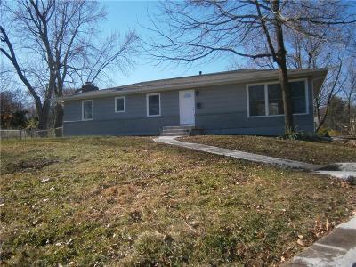 Grandview Single Family Home For Sale: 7610 E 130th Court