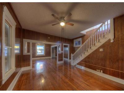 Kansas City Single Family Home For Sale: 523 Benton Boulevard