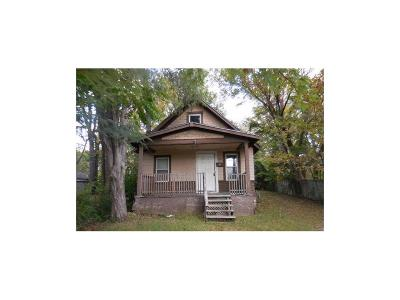 Kansas City Single Family Home For Sale: 4321 Myrtle Avenue