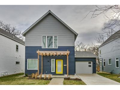 Kansas City Single Family Home For Sale: 1221 E 45th Street