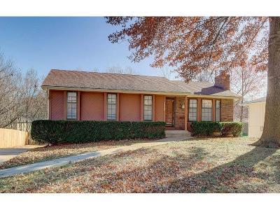 Blue Springs Single Family Home For Sale: 2800 SE 1st Street