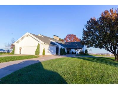Bucyrus Single Family Home For Sale: 2650 W 223rd Street
