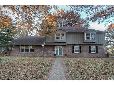 Overland Park Single Family Home For Sale: 8806 W 106th Street
