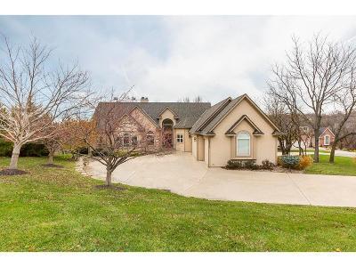 Olathe Single Family Home For Sale: 26372 W 110th Terrace