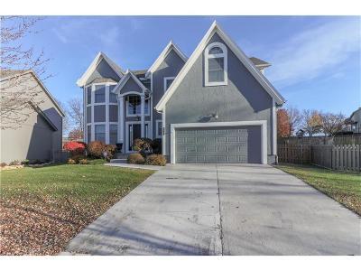 Lenexa Single Family Home For Sale: 8549 Haven Street