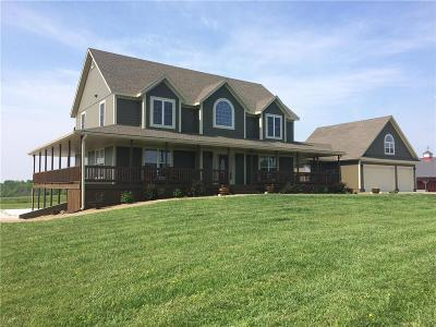 Pleasant Hill MO Single Family Home Show For Backups: $450,000