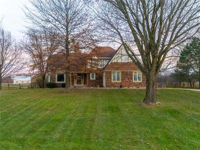 Bucyrus Single Family Home For Sale: 9007 W 194th Terrace