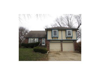 Olathe Single Family Home For Sale: 1018 N Buchanan Street