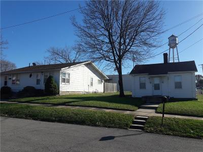 Louisburg Multi Family Home For Sale: 401 S 1st Street