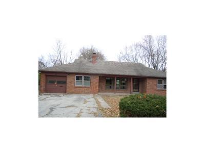 Shawnee Single Family Home For Sale: 5841 Long Avenue