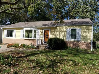 Gladstone Single Family Home For Sale: 808 NE 67th Place
