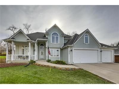 Lee's Summit Single Family Home Show For Backups: 3225 SW Amber Circle