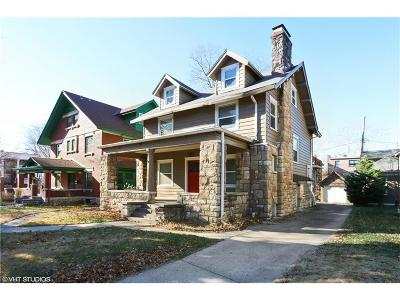 Kansas City Single Family Home For Sale: 3726 Jefferson Street
