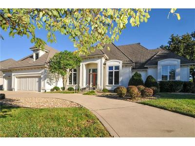 Overland Park Single Family Home For Sale: 13909 Hayes Street