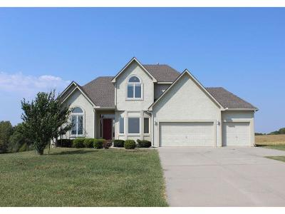 Basehor Single Family Home For Sale: 16102 Cattlemont Drive