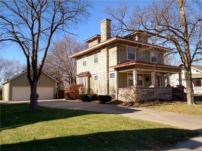 Olathe Single Family Home Contingent: 509 S Chestnut Street