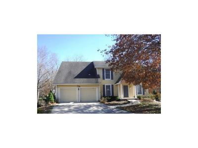 Lansing Single Family Home For Sale: 105 Brookwood Court