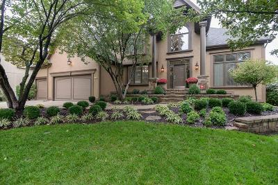Leawood Single Family Home For Sale: 14108 Fontana Street