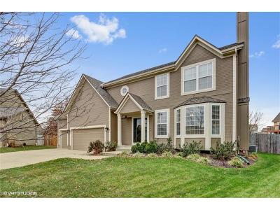 Olathe Single Family Home Show For Backups: 2627 W Catalpa Street