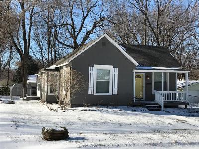 Olathe Single Family Home For Sale: 227 S Keeler Street