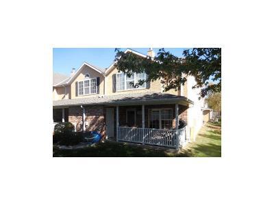 Olathe Condo/Townhouse Auction: 1447 E 120 Street