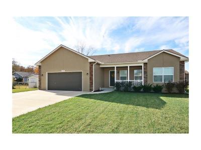 Gardner Single Family Home For Sale: 250 N Walnut Street