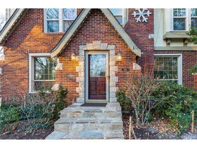 Kansas City Single Family Home For Sale: 1004 W 69th Terrace