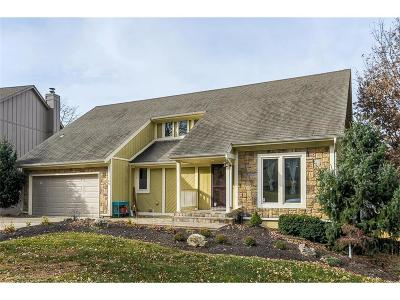 Overland Park Single Family Home For Sale: 11400 Foster Street