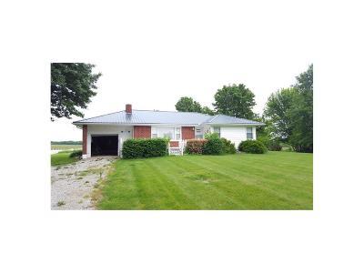 Kearney Single Family Home For Sale: 17415 Endicott Road