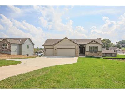 Kansas City Single Family Home For Sale: 3615 NE 80th Street