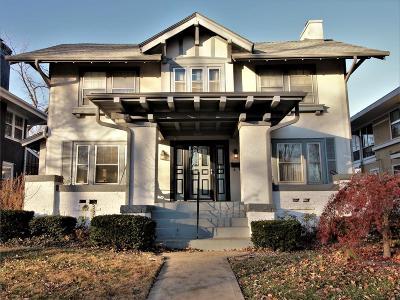 Kansas City Single Family Home For Sale: 622 Huntington Road