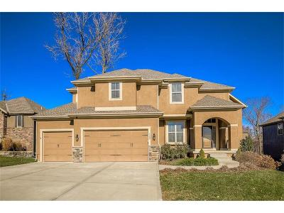 Lee's Summit Single Family Home For Sale: 1308 NE Timberline Circle