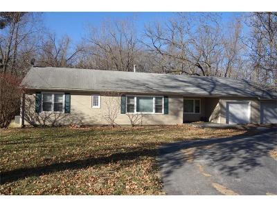 Edwardsville Single Family Home For Sale: 212 N 4th Street