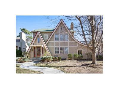 Kansas City Single Family Home For Sale: 7217 Madison Avenue