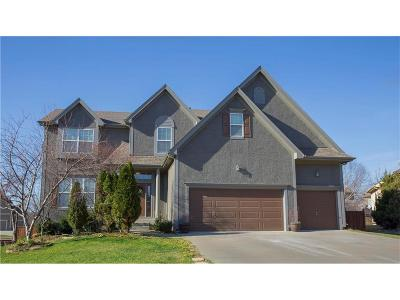 Overland Park Single Family Home For Sale: 13828 Gillette Street