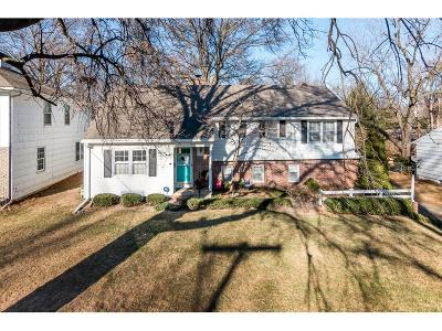 Roeland Park Single Family Home For Sale: 3510 W 48th Terrace
