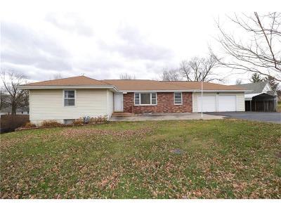 Kearney Single Family Home For Sale: 606 S Jefferson Street