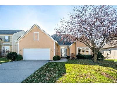 Overland Park Single Family Home Show For Backups: 8423 W 156th Terrace