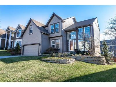 Olathe Single Family Home Show For Backups: 13635 W 129 Place