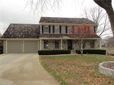 Olathe Single Family Home For Sale: 707 N Persimmon View Street