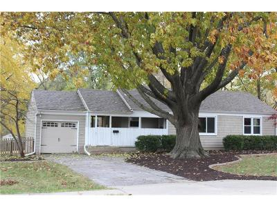 Overland Park Single Family Home Show For Backups: 7213 W 86th Street